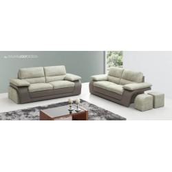 Lourini sofá 2+3 Oliva